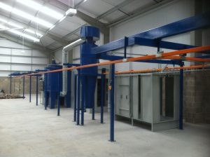 Powder Coating Machine Suppliers Birmingham